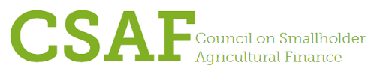 Council on Smallholder Agricultural Finance